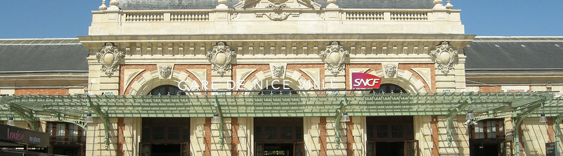 Nice – Apartments close to Gare de Nice railway station. Maps of Nice, Photos and Reviews for each Apartment in Nice.