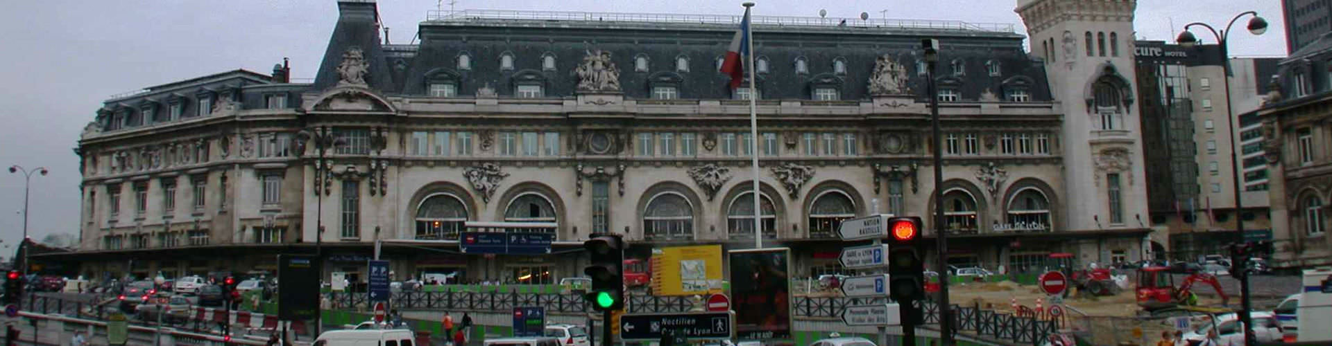 Paris – Apartments close to Gare de Lyon railway station. Maps of Paris, Photos and Reviews for each Apartment in Paris.