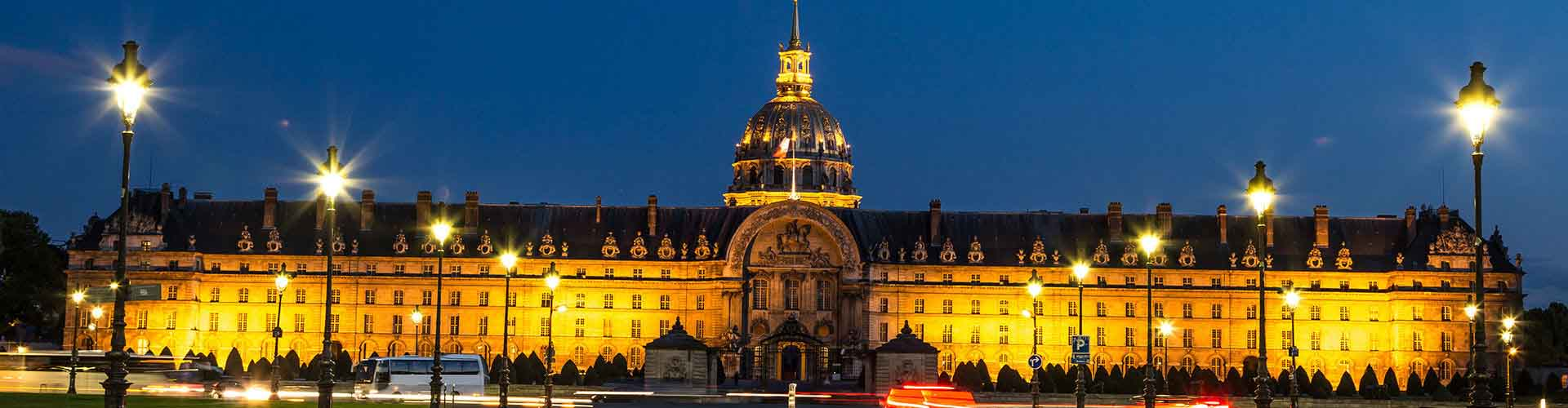 Paris – Camping close to Les Invalides. Maps of Paris, Photos and Reviews for each camping in Paris.