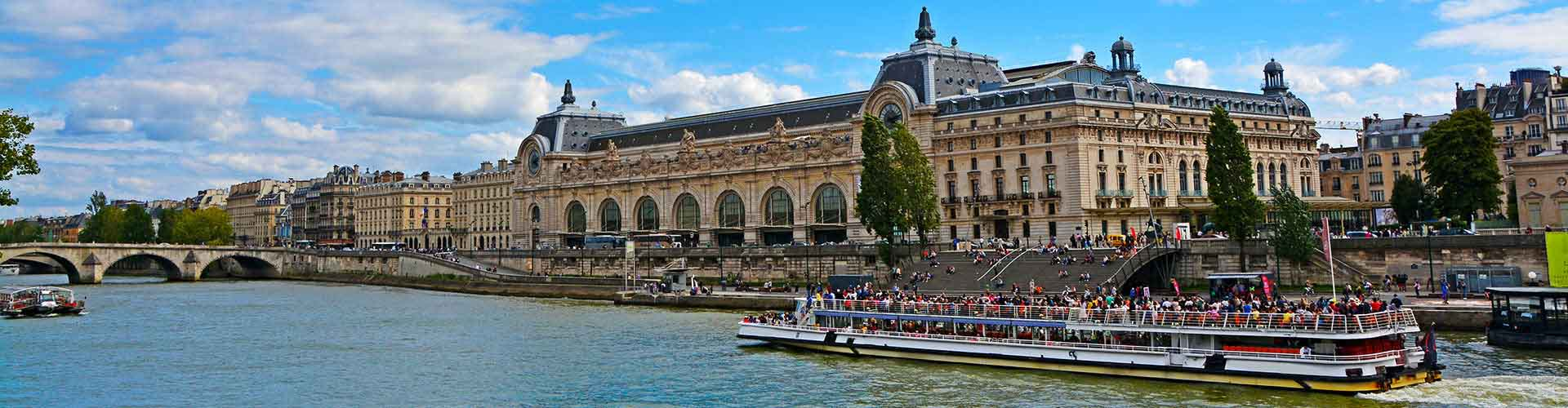 Paris – Apartments close to Musee d'Orsay. Maps of Paris, Photos and Reviews for each Apartment in Paris.