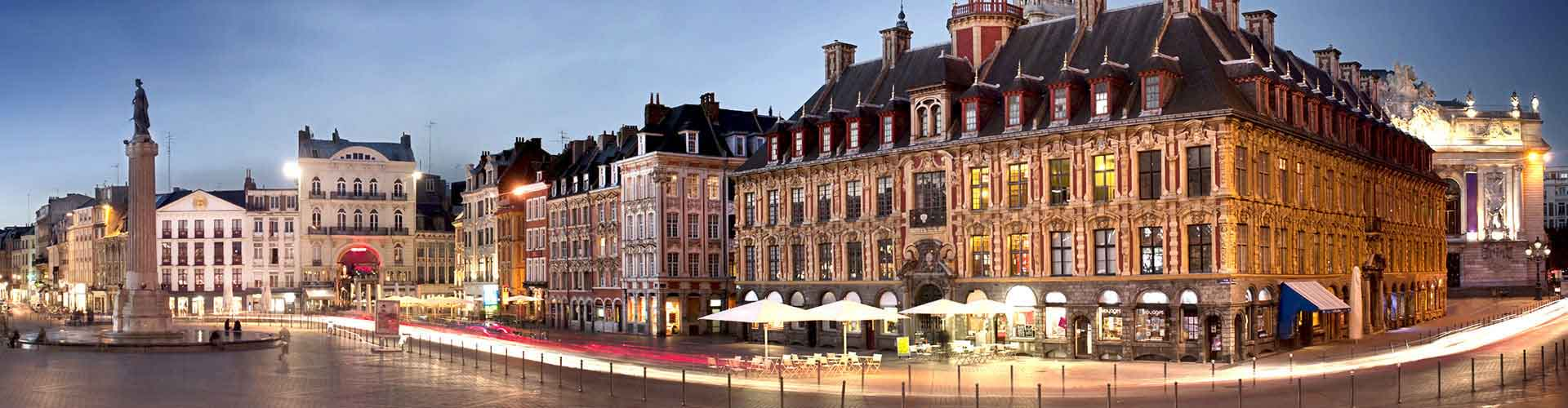 Lille – Hostels in Lille. Maps for Lille, Photos and Reviews for each hostel in Lille.