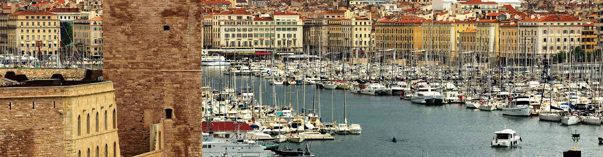 Marseille – Apartments in Quatrième secteur. Maps of Marseille, Photos and Reviews for each Apartment in Marseille.