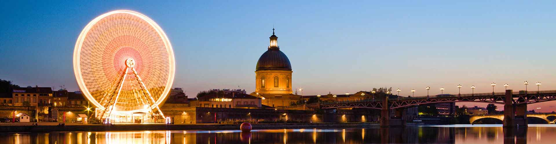 Toulouse – Hostels in Quartier 3. Maps of Toulouse, Photos and Reviews for each Hostel in Toulouse.