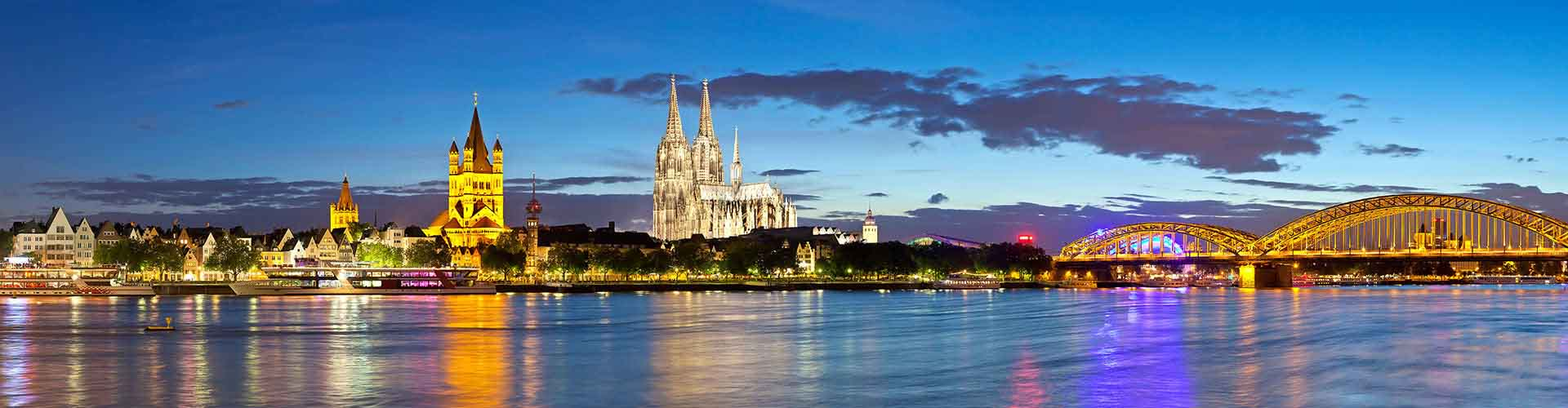 Cologne – Hotels in Altstadt-Sud. Maps of Cologne, Photos and Reviews for each Hotel in Cologne.
