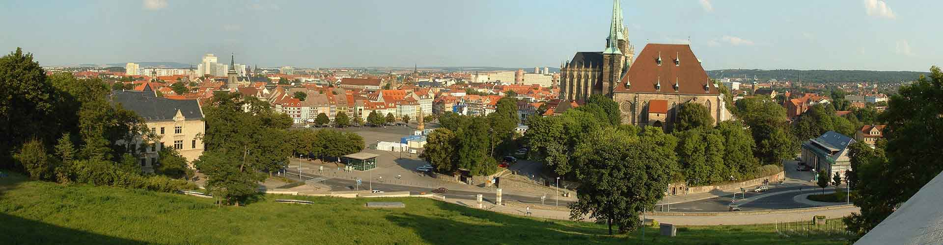 Erfurt – Hostels in Erfurt. Maps for Erfurt, Photos and Reviews for each hostel in Erfurt.