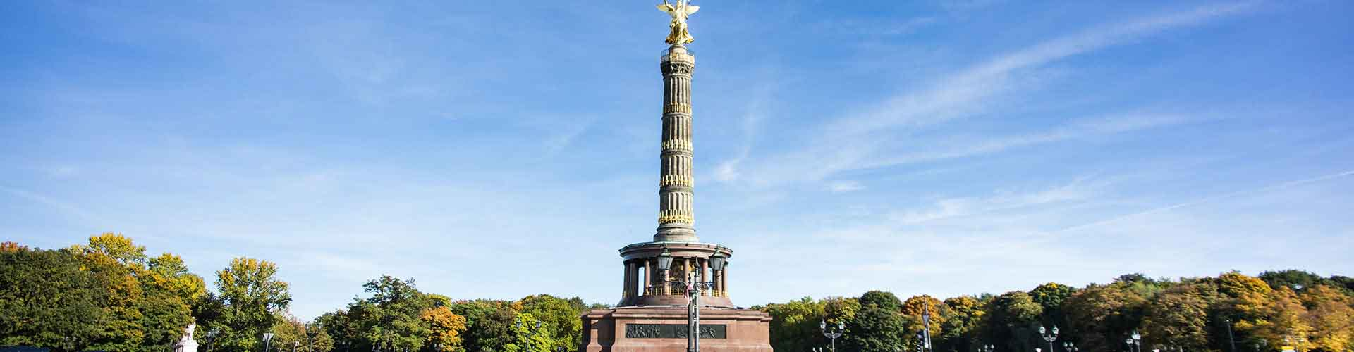 Berlin – Apartments close to Berlin Victory Column. Maps of Berlin, Photos and Reviews for each Apartment in Berlin.