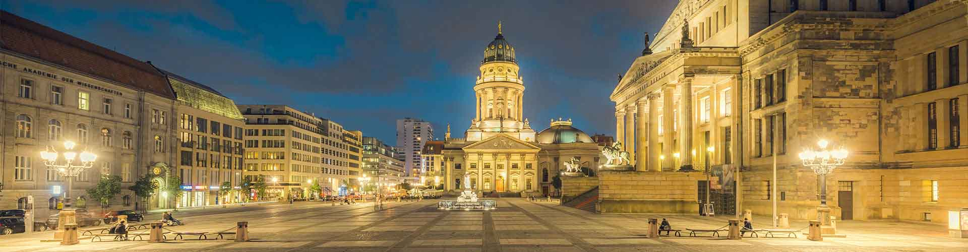Berlin – Apartments close to Gendarmenmarkt. Maps of Berlin, Photos and Reviews for each Apartment in Berlin.