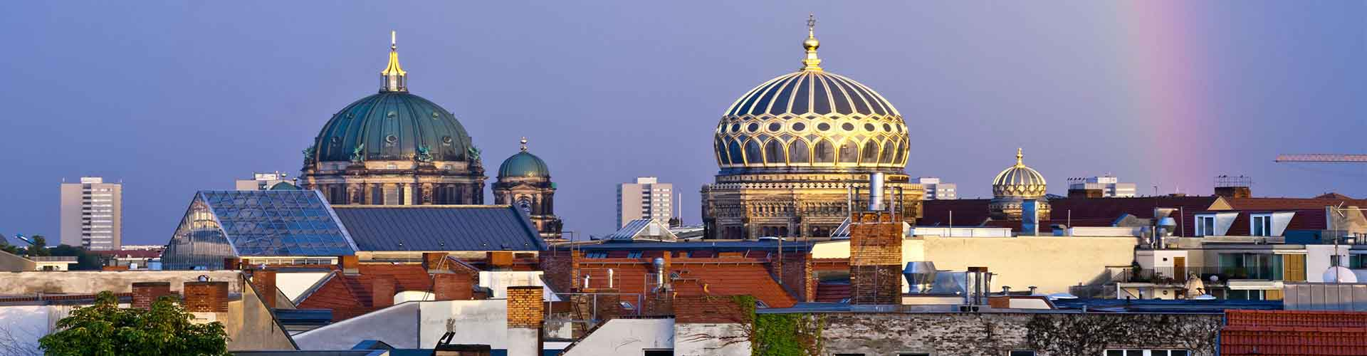 Berlin – Hostels close to Neue Synagoge. Maps for Berlin, Photos and Reviews for each hostel in Berlin.