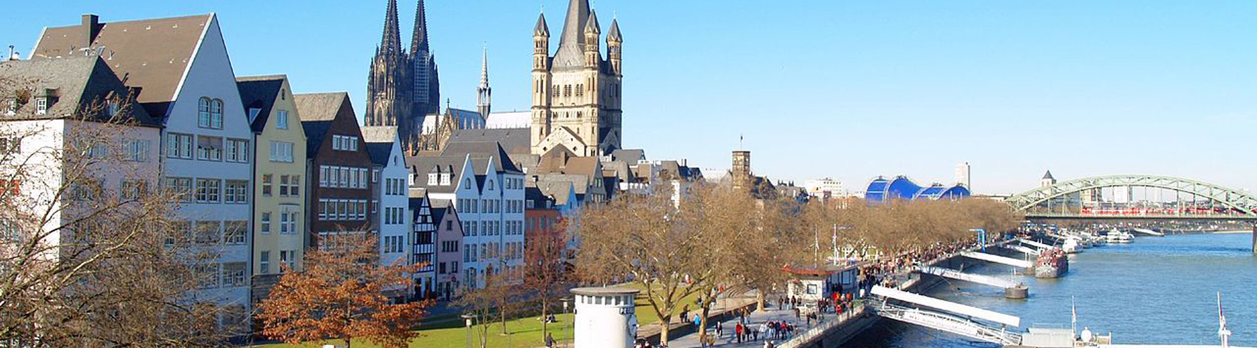 Cologne – Cheap Rooms close to City Center. Maps of Cologne, Photos and Reviews for each cheap room in Cologne.