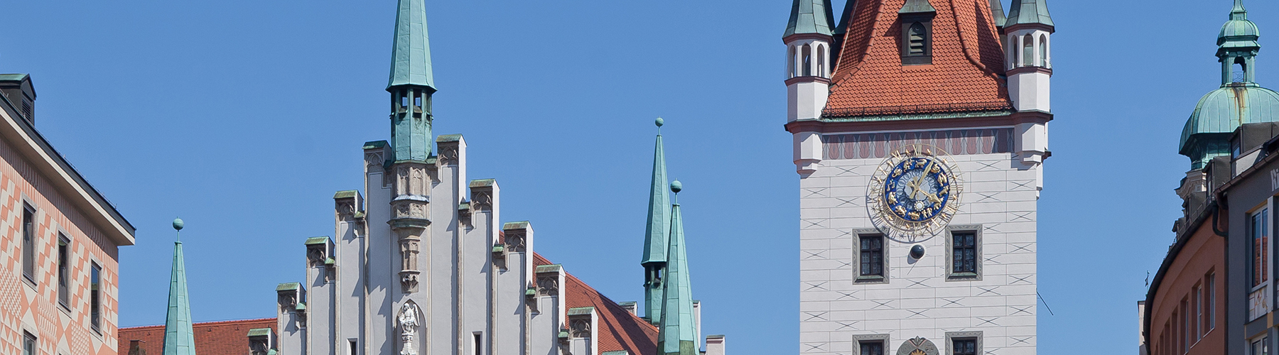 Munich – Apartments close to Altes Rathaus. Maps of Munich, Photos and Reviews for each Apartment in Munich.