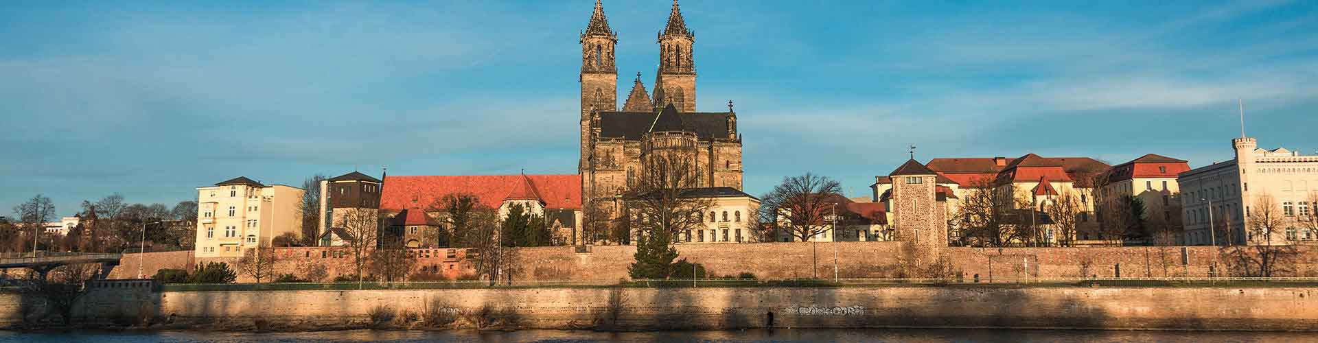 Magdeburg – Hostels in Magdeburg. Maps for Magdeburg, Photos and Reviews for each hostel in Magdeburg.