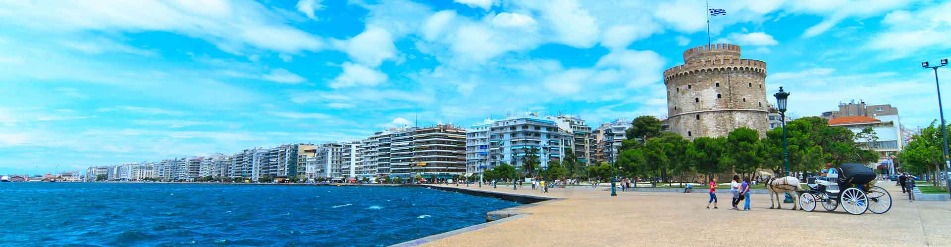 Thessaloniki – Hostels in Thessaloniki. Maps for Thessaloniki, Photos and Reviews for each hostel in Thessaloniki.