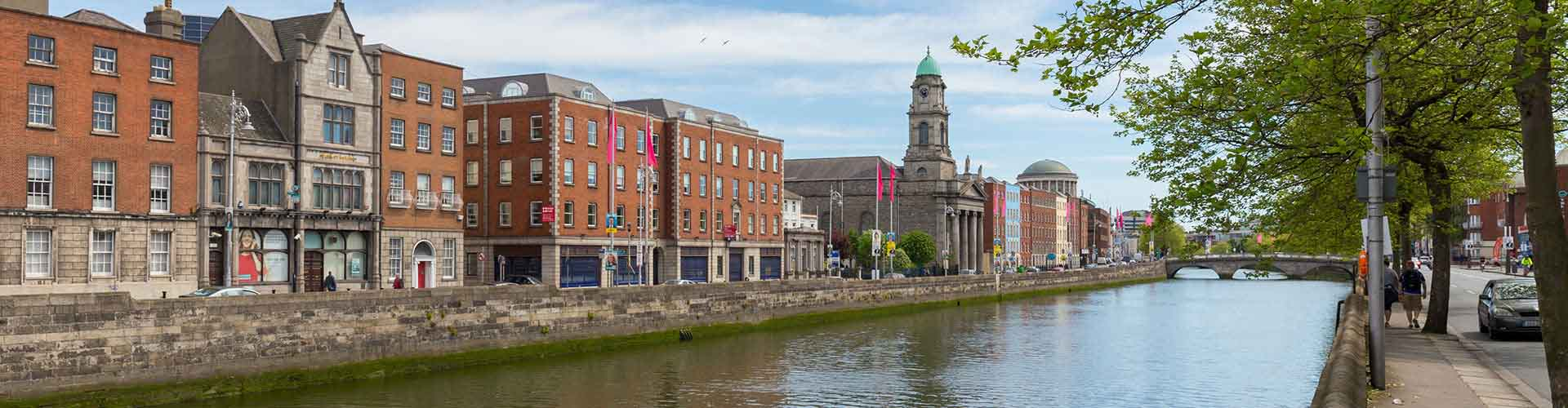 Dublin – Hostels close to City Center. Maps for Dublin, Photos and Reviews for each hostel in Dublin.