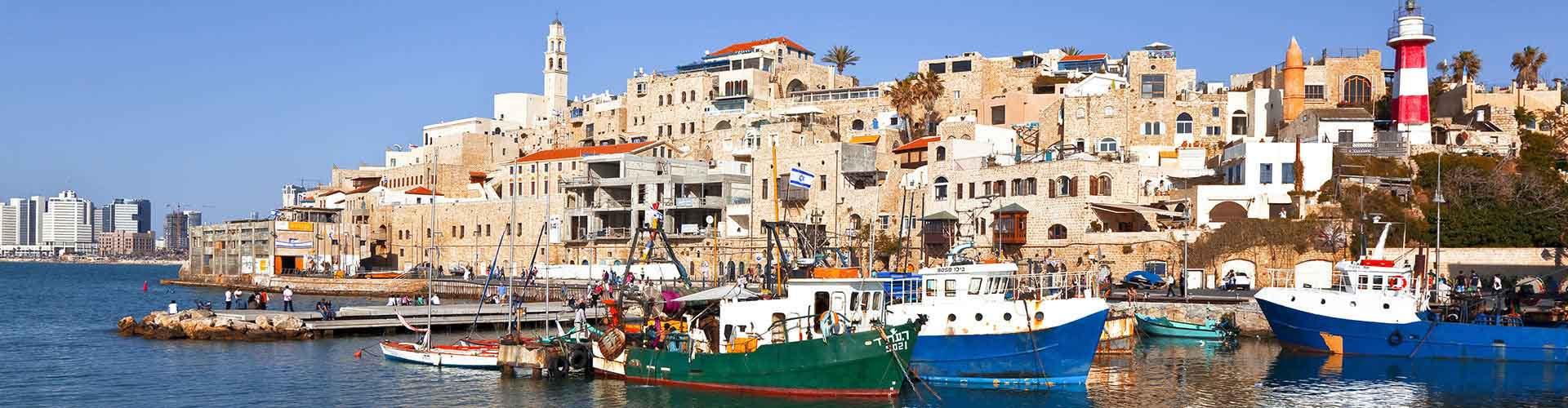 Tel Aviv – Hostels in Tel Aviv. Maps of Tel Aviv, Photos and Reviews for each hostel in Tel Aviv.