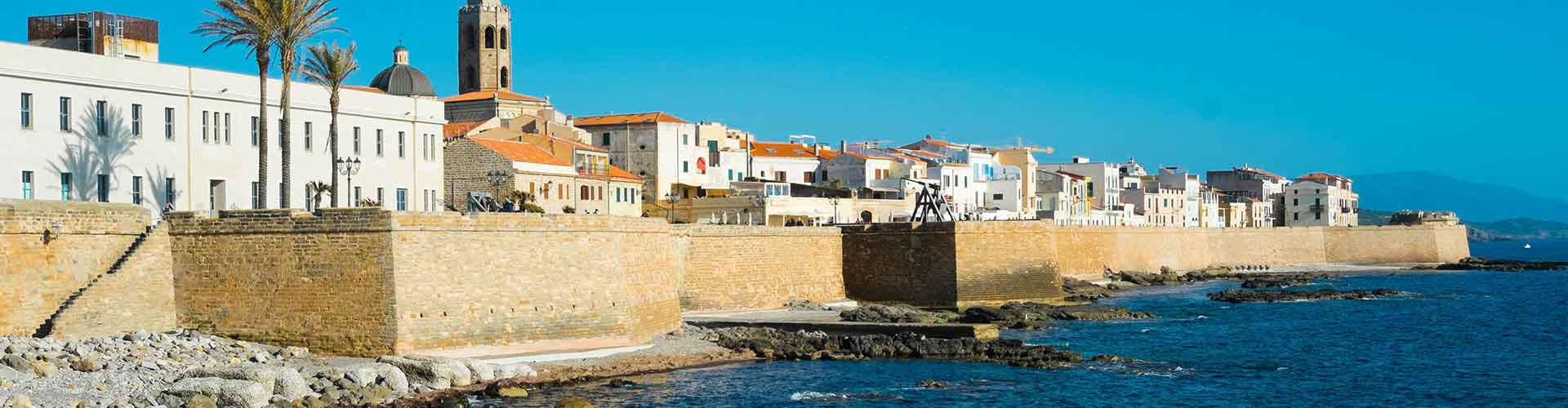 Alghero – Hostels in Alghero. Maps for Alghero, Photos and Reviews for each hostel in Alghero.