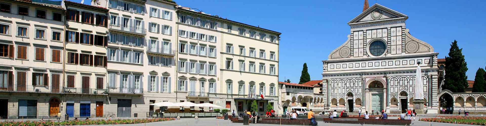 Florence – Hostels in the Santa Maria Novella district. Maps for Florence, Photos and Reviews for each hostel in Florence.
