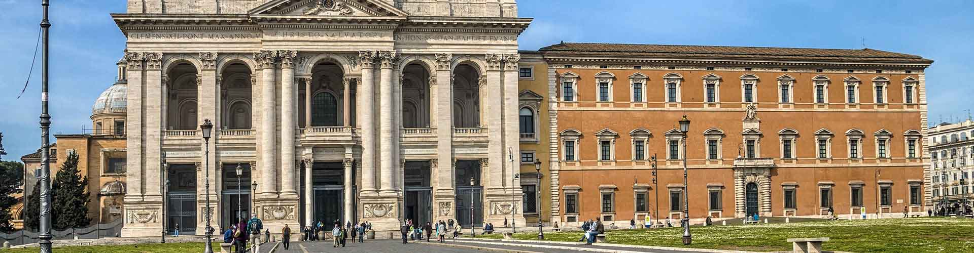 Rome – Hostels in the San Giovanni district. Maps for Rome, Photos and Reviews for each hostel in Rome.