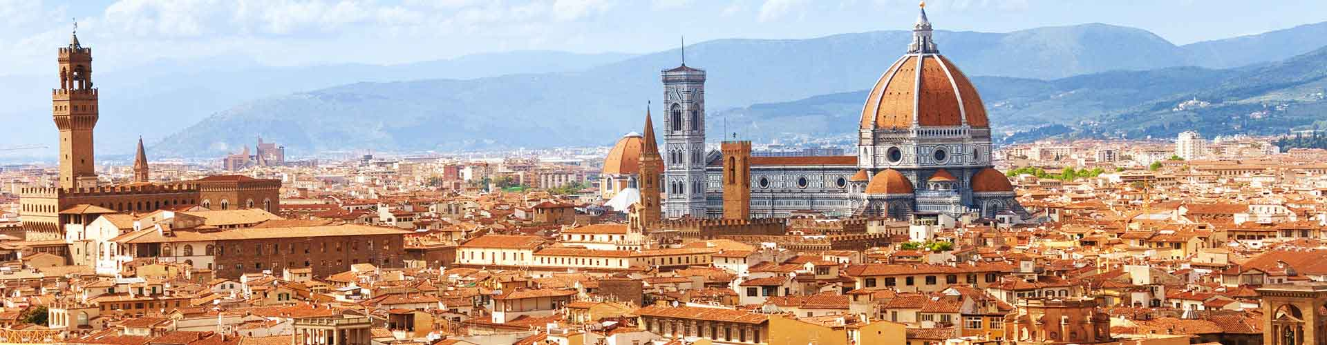 Florence – Hostels in San Jacopino. Maps of Florence, Photos and Reviews for each Hostel in Florence.