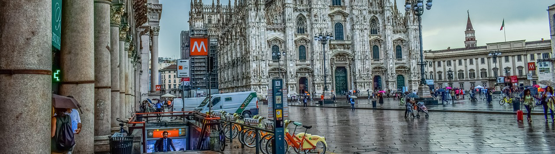 Milan – Hostels close to City Center. Maps for Milan, Photos and Reviews for each hostel in Milan.