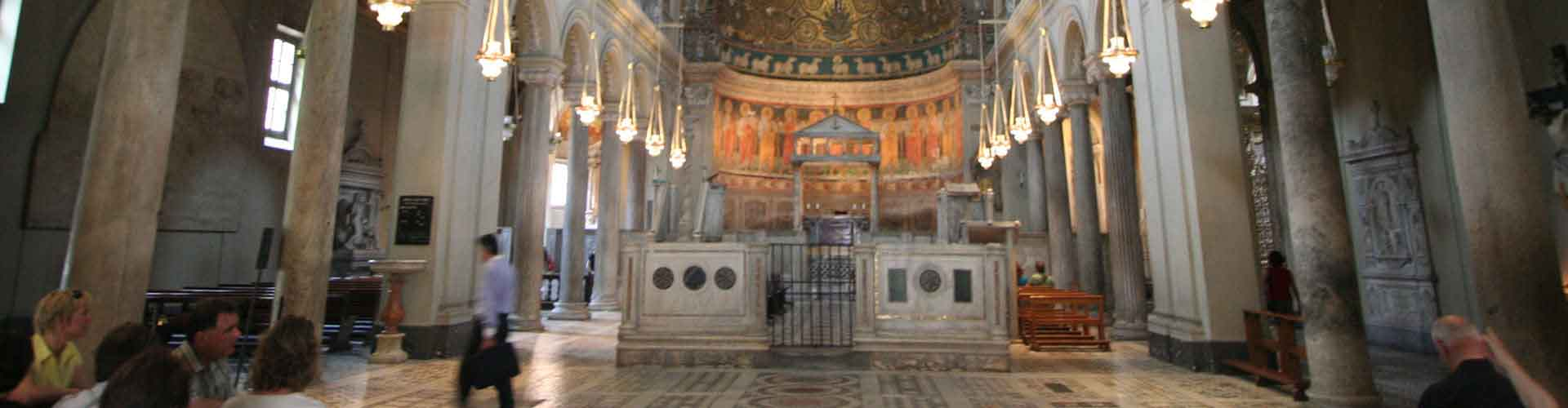 Rome – Hostels close to Basilica di San Clemente. Maps for Rome, Photos and Reviews for each hostel in Rome.