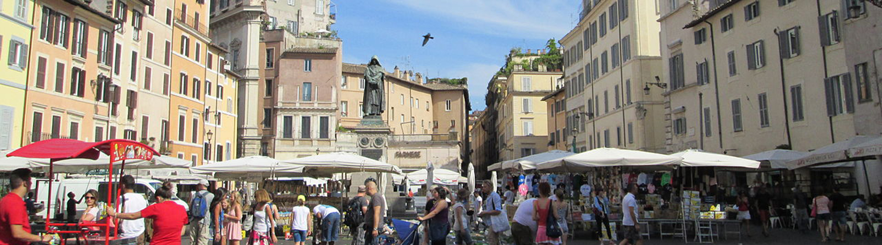 Rome – Camping close to Campo de' Fiori. Maps of Rome, Photos and Reviews for each camping in Rome.