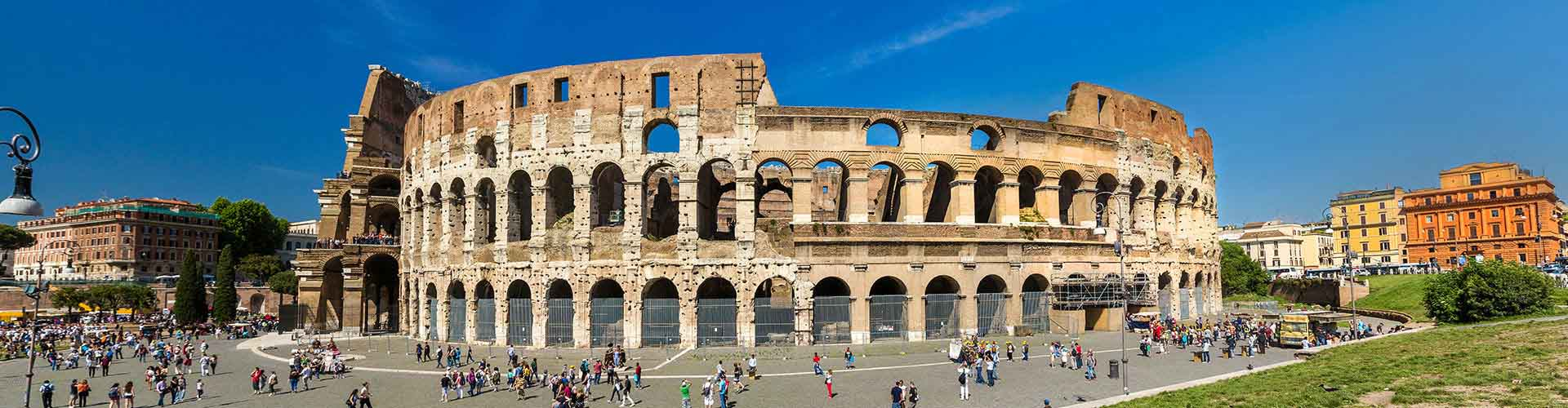 Rome – Camping close to Colosseum. Maps of Rome, Photos and Reviews for each camping in Rome.