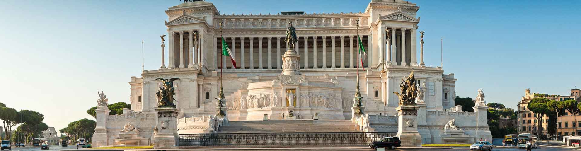 Rome – Hostels close to Monument to Vittorio Emanuele II. Maps for Rome, Photos and Reviews for each hostel in Rome.