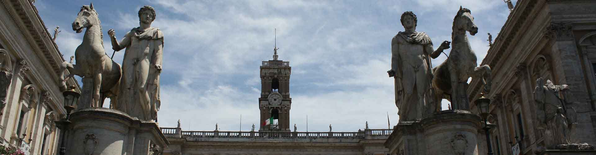 Rome – Camping close to Piazza del CampidogliowithCapitoline Museums. Maps of Rome, Photos and Reviews for each camping in Rome.