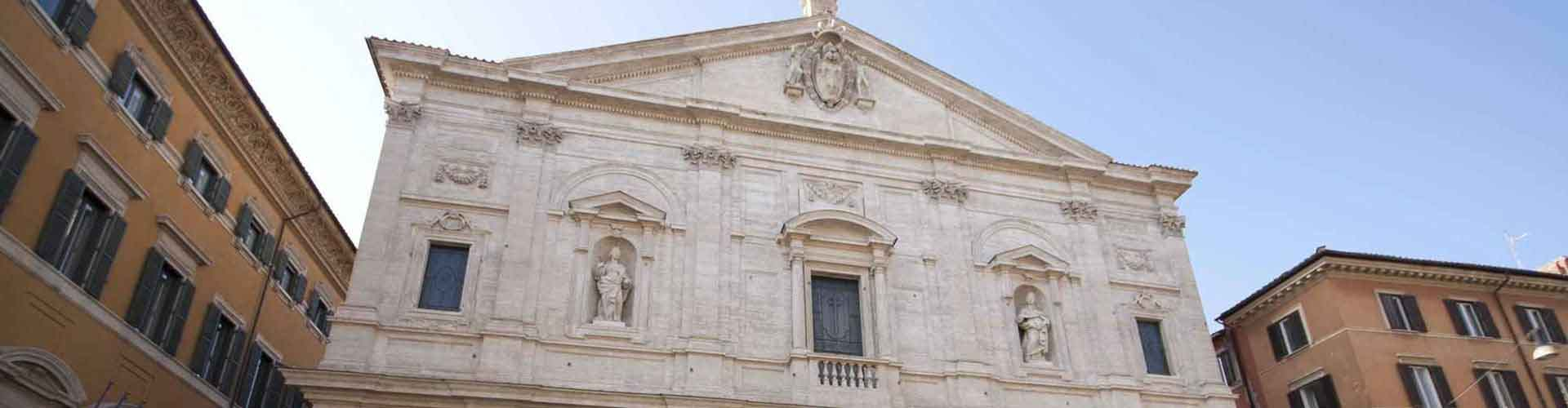 Rome – Hostels close to San Luigi dei Francesi. Maps for Rome, Photos and Reviews for each hostel in Rome.