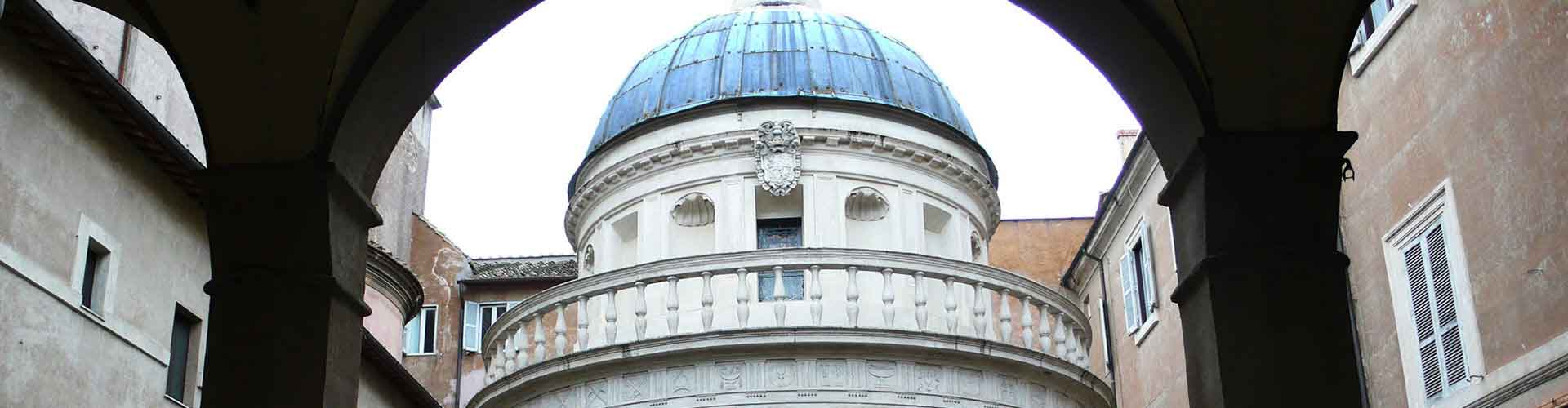 Rome – Hostels close to Tempietto. Maps for Rome, Photos and Reviews for each hostel in Rome.