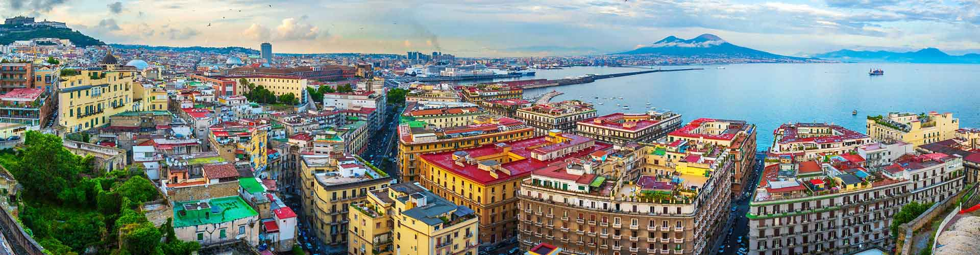 Naples – Camping in Porto. Maps of Naples, Photos and Reviews for each camping in Naples.