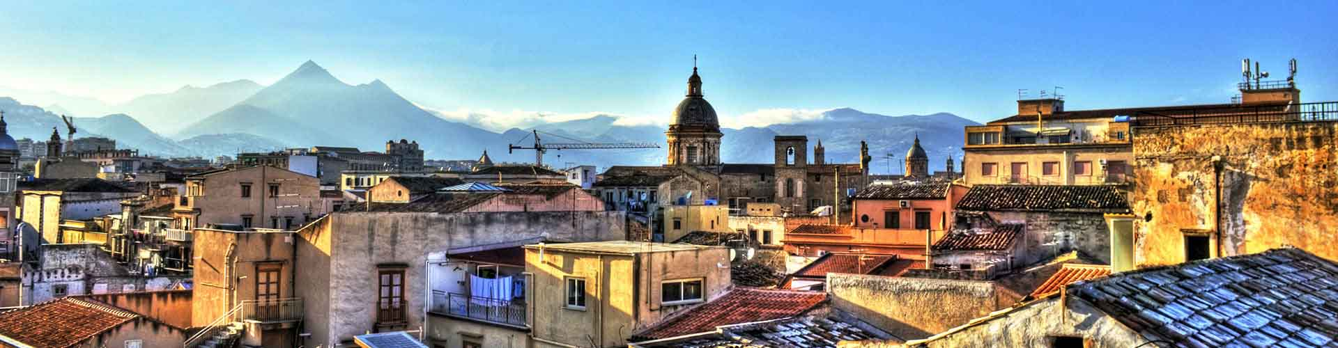 Palermo – Hostels in the Politeama district. Maps for Palermo, Photos and Reviews for each hostel in Palermo.