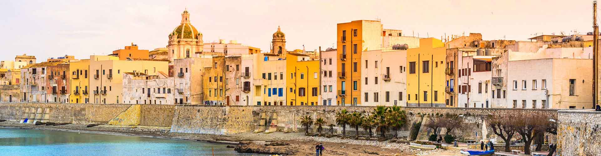 Trapani – Hostels in Trapani. Maps for Trapani, Photos and Reviews for each hostel in Trapani.