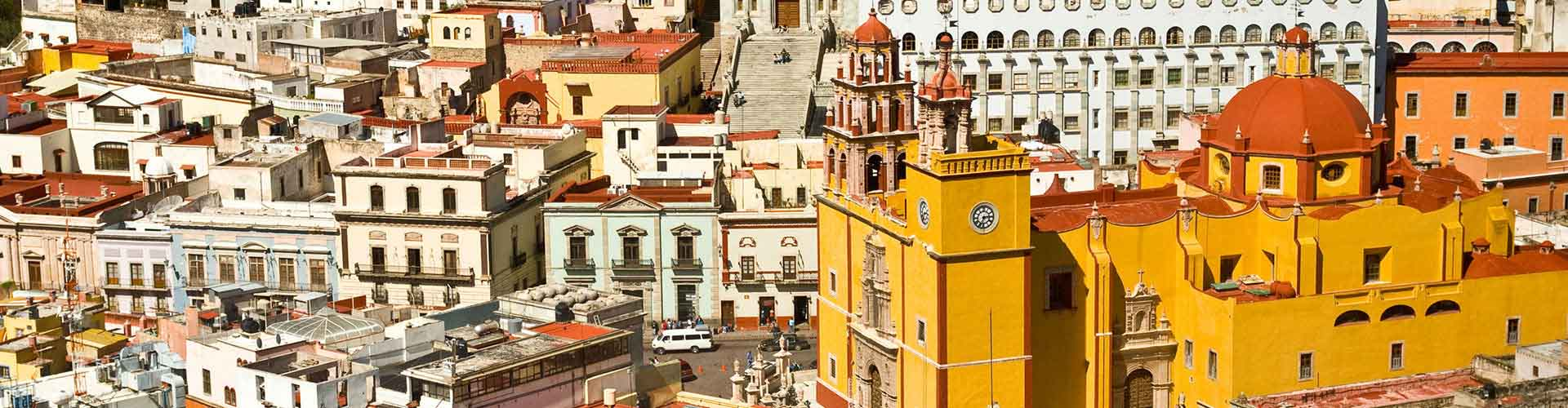 Guanajuato – Hostels in Guanajuato. Maps for Guanajuato, Photos and Reviews for each hostel in Guanajuato.