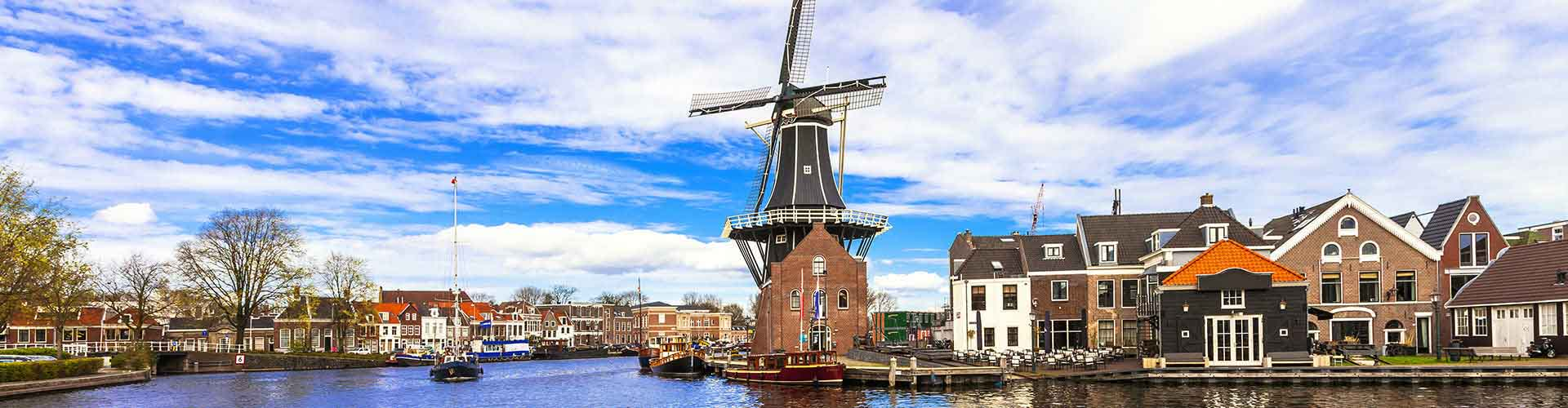 Haarlem – Hostels in Haarlem. Maps for Haarlem, Photos and Reviews for each hostel in Haarlem.