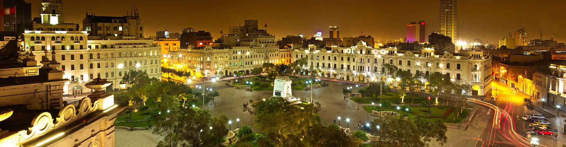 Lima – Student accommodations, hostels and coworking spaces in Lima (Peru). Maps of Lima, photos and reviews for each place in Lima.