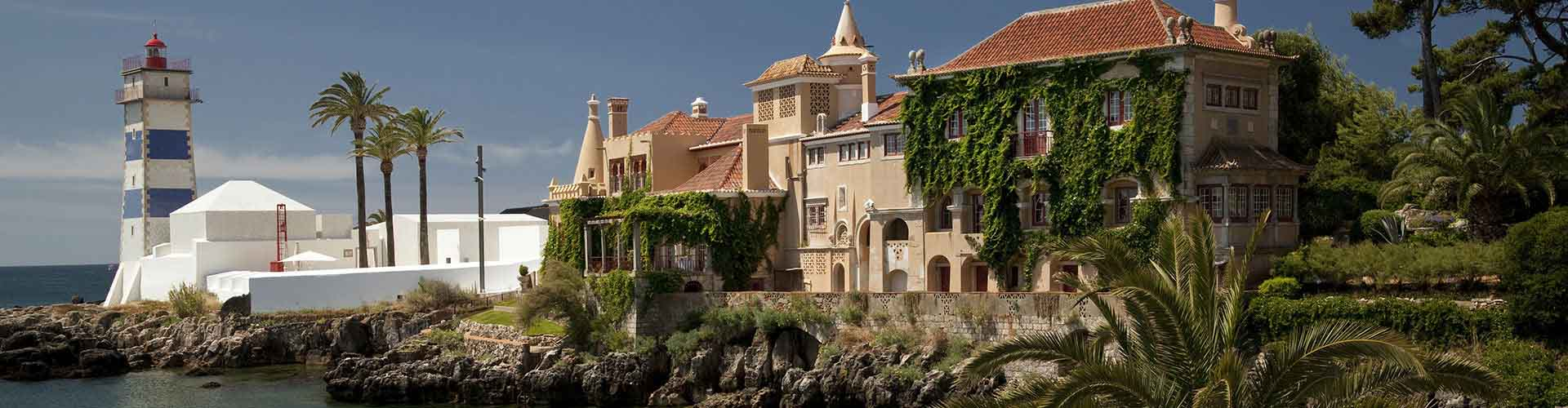 Cascais – Student accommodations, hostels and coworking spaces in Cascais (Portugalsko). Maps of Cascais, photos and reviews for each place in Cascais.