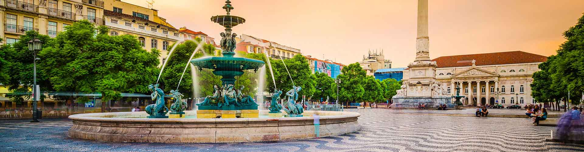 Lisbon – Hostels in Baixa. Maps of Lisbon, Photos and Reviews for each Hostel in Lisbon.
