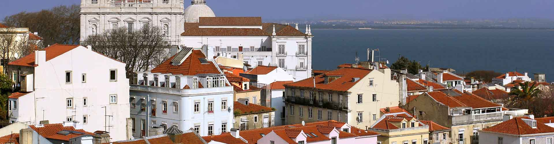 Lisbon – Hostels in the Centro district. Maps for Lisbon, Photos and Reviews for each hostel in Lisbon.