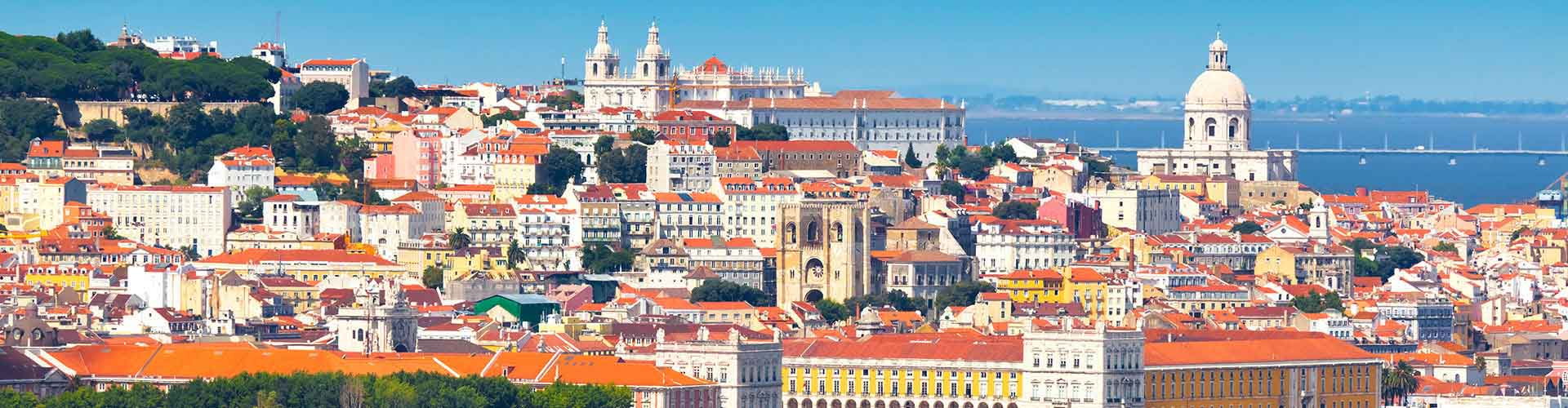 Lisbon – Apartments in Santa Justa. Maps of Lisbon, Photos and Reviews for each Apartment in Lisbon.
