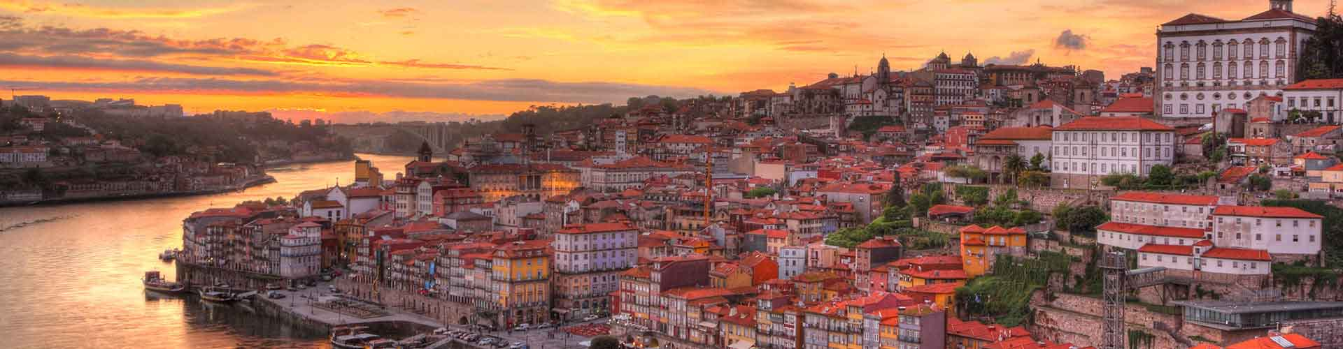 Porto – Hostels in Porto. Maps for Porto, Photos and Reviews for each hostel in Porto.
