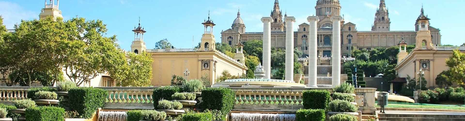 Barcelona – Hostels close to Columbus Monument. Maps for Barcelona, Photos and Reviews for each hostel in Barcelona.