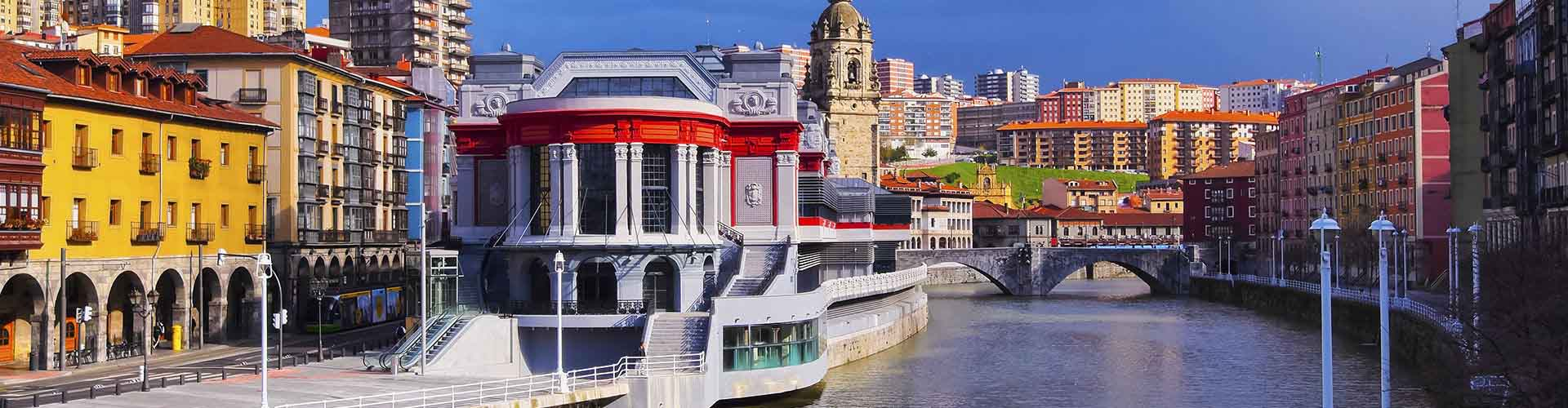 Bilbao – Hostels in Bilbao. Maps for Bilbao, Photos and Reviews for each hostel in Bilbao.