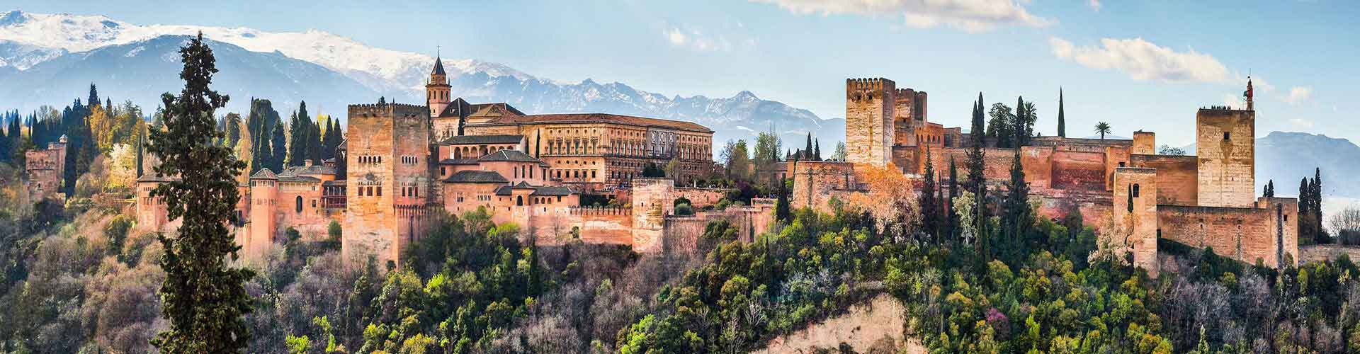 Granada – Hostels in Granada. Maps for Granada, Photos and Reviews for each hostel in Granada.