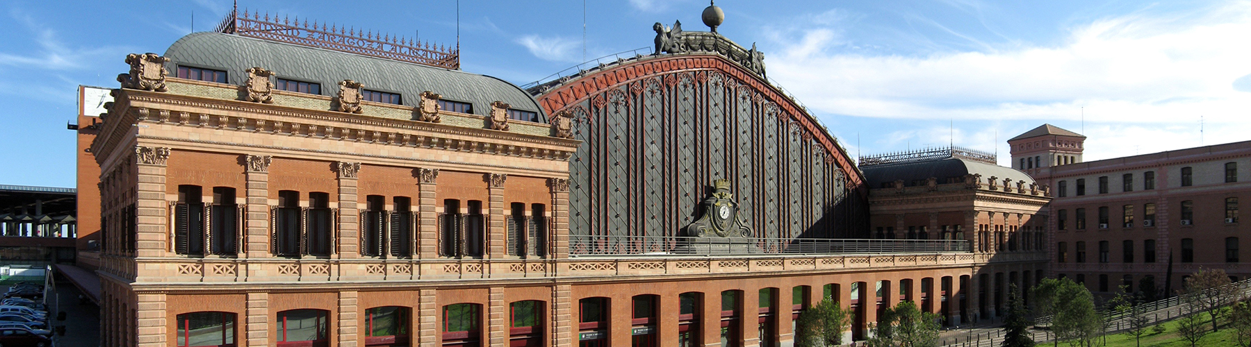 Madrid – Hostels close to Atocha railway station. Maps for Madrid, Photos and Reviews for each hostel in Madrid.
