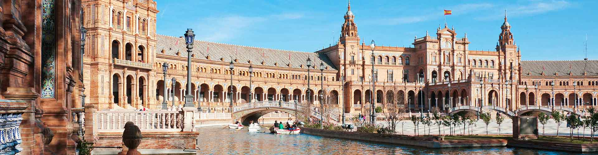 Seville – Student accommodations, hostels and coworking spaces in Seville (Spain). Maps of Seville, photos and reviews for each place in Seville.