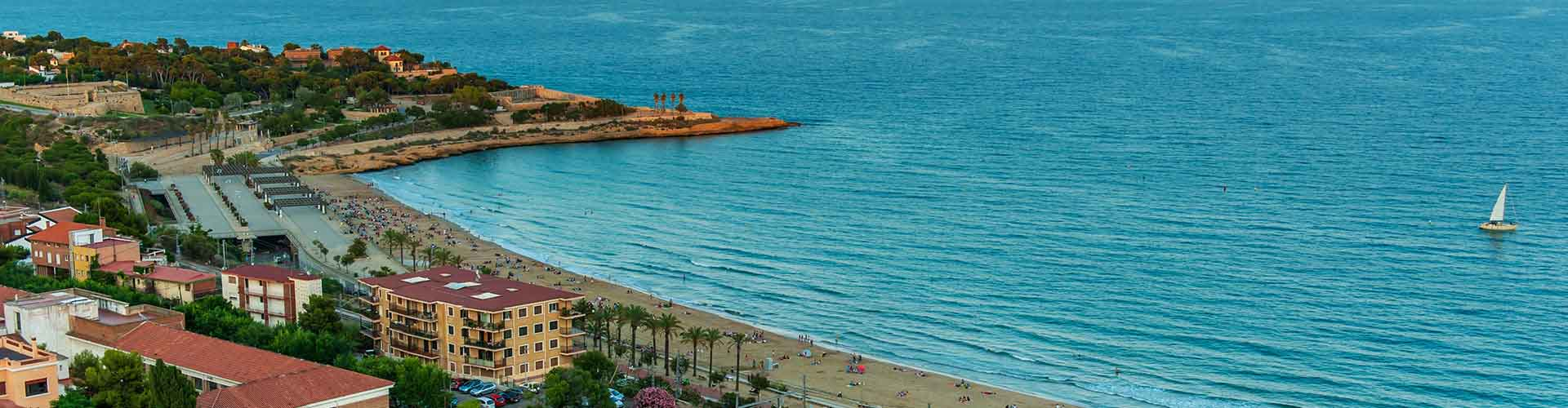 Tarragona – Student accommodations, hostels and coworking spaces in Tarragona (Španělsko). Maps of Tarragona, photos and reviews for each place in Tarragona.