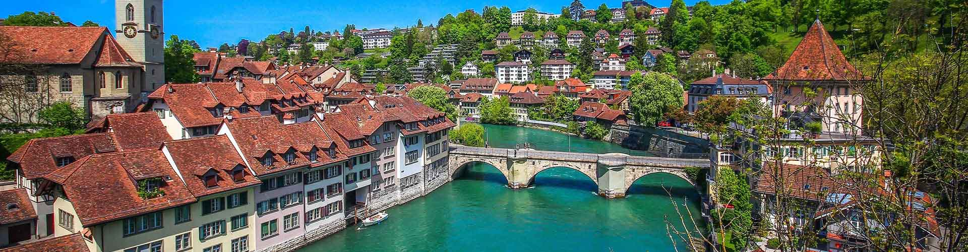 Bern – Hostels in Bern. Maps for Bern, Photos and Reviews for each hostel in Bern.