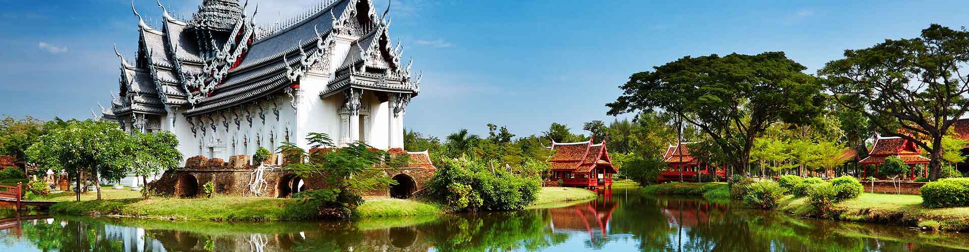 Bangkok – Holiday-parks in Bangkok. Maps of Thajsko, photos and reviews for each Holiday-parks in Bangkok.
