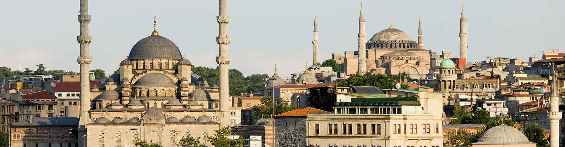 Istanbul – Hostels in the Katip Mustafa Çelebi district. Maps for Istanbul, Photos and Reviews for each hostel in Istanbul.